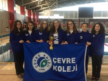 Çevre College is Still Hungry for Success