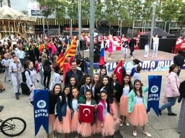 Polifoni Takımımız İspanya Uluslararası Fiestalonia Sea Sun Müzik Festivali'nde Dünya İkincisi