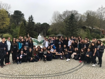 Çevre Lisesi Öğrencileri ''Atatürk Arboretumu'' Ziyaretinde