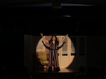 """Çevre Lisesi Öğrencilerinden Eğlenceli Bir Gösteri:  """"Ay Işığında Şamata"""""""