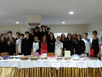 Çevre Öğrencilerinden Sosyal Sorumluluk Projeleri İçin Dünyadan Lezzetler