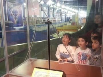 Çevre's Little Ones Are At İTU Science Laboratory