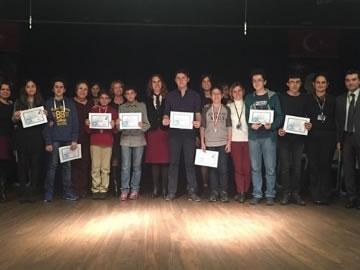 Çevre İlkokul-Ortaokul Matematik Olimpiyatları