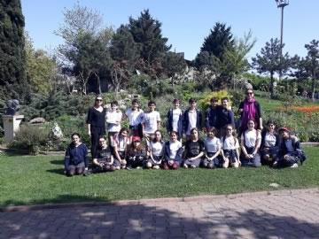 Nezahat Gökyiğit Botanik Bahçesi (NGBB) Gezisi