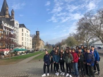 Çevre Koleji Almanya ve Hollanda Bilim Merkezleri ve Matematikum Müzesi Gezisi