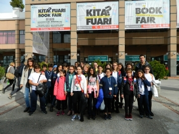 Çevre College  at the 35th TÜYAP  Book Fair