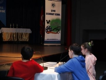 Çevre College 7th National Dubbing Contest