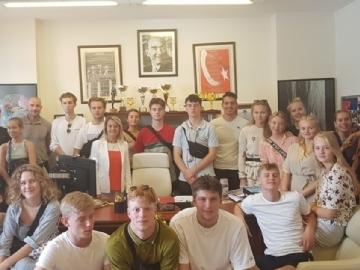 Danimarka Okul Ortaklığı Projesi -2019
