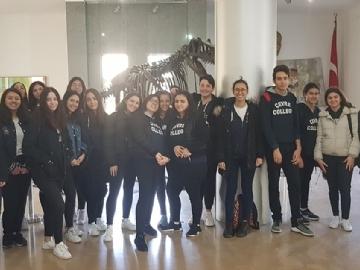 Çevre Lisesi 11. Sınıf Öğrencileri İTÜ'de
