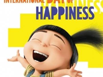 20 Mart Uluslararası Mutluluk Günü
