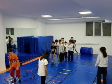 Kış Okulu Hapkido Branşı Kuşak Sınavı