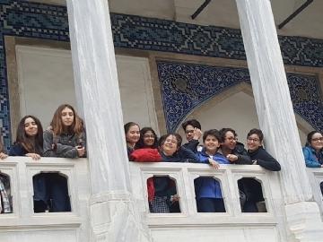 7. Sınıflar Arkeoloji Müzesi Gezisi