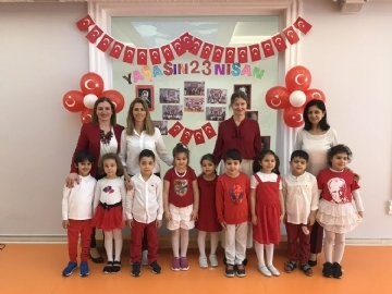 23rd April Celebration at Our Kindergarten