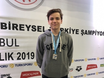 Swimming Team Medal Athlete our Championship in Turkey