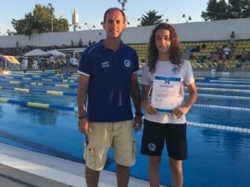 Yüzmede Yeni Türkiye Rekoru Yine Çevre'den
