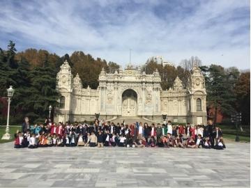 3. Sınıf Öğrencileri Atatürk'ün İzleri Peşinde