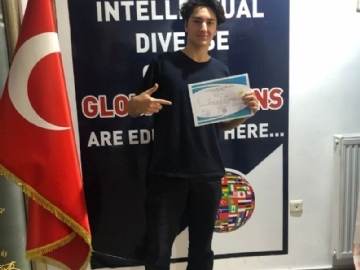 Great Success at Çevre in International Science Fundamentals Knowledge Competition