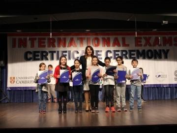 Uluslararası Sınavlarda Yine Büyük Başarı