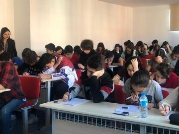 Çevre'de Uluslararası Bilim Temelleri Bilgi Yarışması