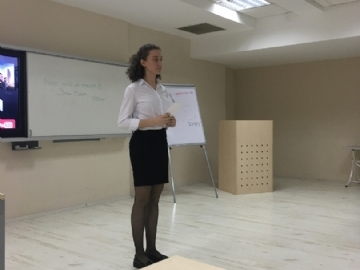 ESU - International English Public Speaking Competition