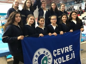 Yıldız Kız Yüzme Takımımız İstanbul Birincisi, Yıldız Erkek Yüzme Takımımız İstanbul İkincisi