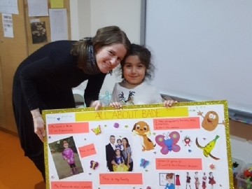 """All About Me Board"" Presentations"