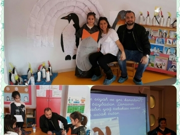 Çevre Preschool's Project Presentation