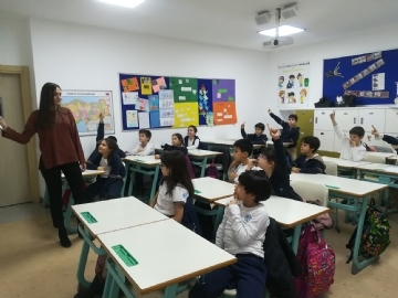 Çevre Primary School Conflict Resolution Education Program