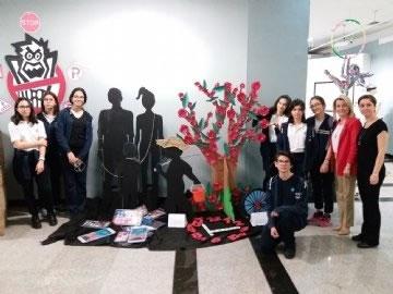 Çevre Koleji, 5. İstanbul Çocuk ve Gençlik Sanat Bienali'nde
