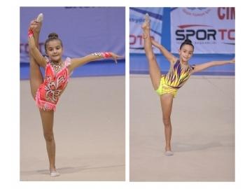 Ritmik Jimnastikte Öğrencilerimizin Büyük Başarısı