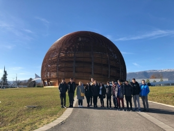 Çevre College at CERN Again