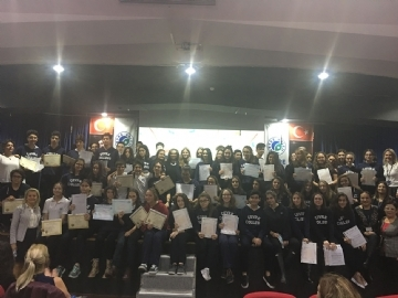 High School International Certificate Ceremony - 2018