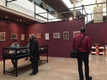 İstanbul Arkeoloji Müzesinde Çevre Kolejinin Sanat Şöleni