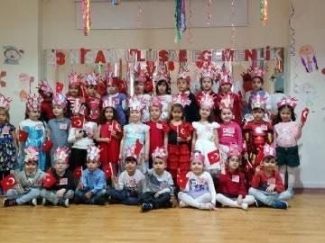 23rd April Celebration at Our Kindergarten