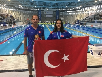 Medal from the Turkish National Team