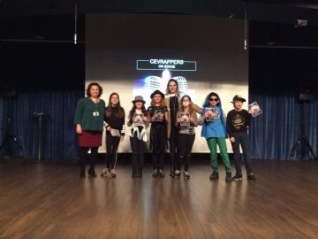 Çevrede Rap Yarışması