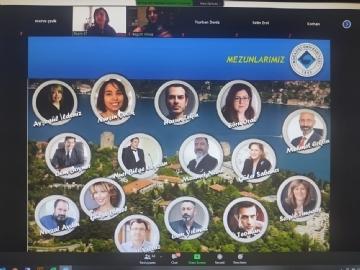 """Online Okul Gezisi """"Boğaziçi Üniversitesi"""""""