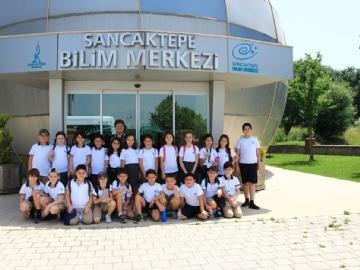 4. Sınıf Öğrencilerinin Sancaktepe Bilim Merkezi Gezisi