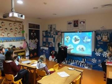Çevre Preschools Project Presentations