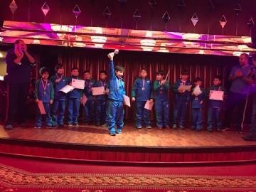 Kış Kampı Turnuvasında Şampiyon Çevre Koleji!