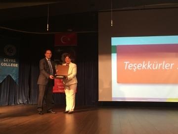 Çağatay Pancaroğlu at Çevre College