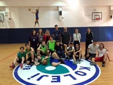 Lise Sınıflar Arası Basketbol Turnuvası