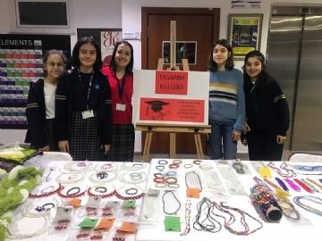 Tasarım Kulübümüz Toplum Hizmeti Projesinde