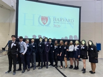 Our 7th Year in Harvard MUN