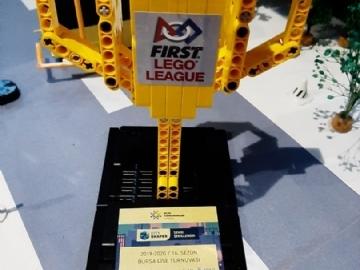 Robot Performans Birincilik Ödülü