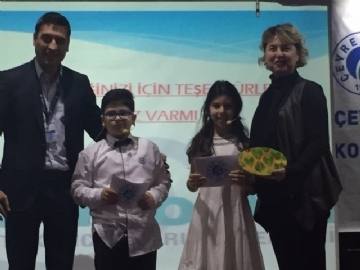 3RD Graders Tükoder Speech