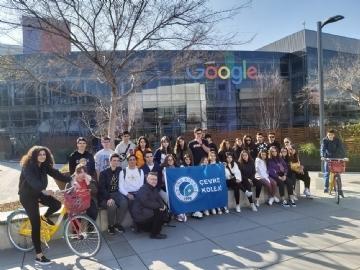 Çevre High School in Silicon Valley