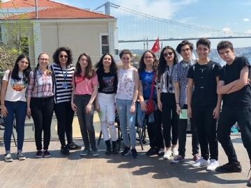 Çevre Lisesi İstanbul Matematik Festivalinde