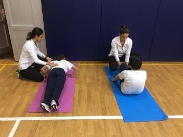 Fiziksel Uygunluk Testleri