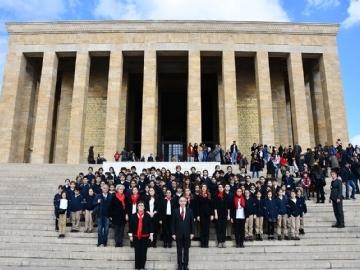 5. Sınıfların Ankara Gezisi